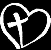 Love INC transparent heart
